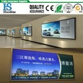 aluminium frame led light box / led outdoor advertising billboard