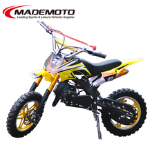 New Arrival 2 Wheel Motorcycle 49cc Cool Gas Dirt Bike