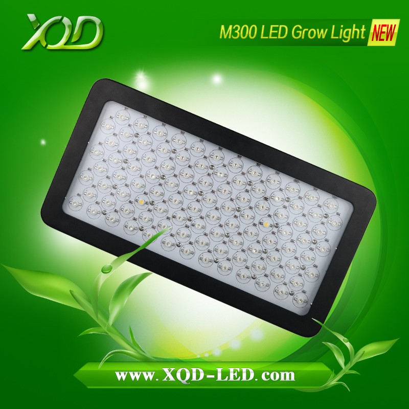 branches of agriculture powerful led grow lights 3w chip 300w red Ir uv led the lamp