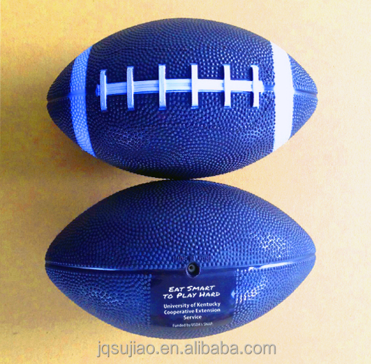 football ball custom cheap price rubber mini american football