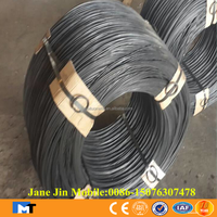 Manufacturers Black Annealed Wire 0.7mm/1.2mm/1.4mm/1.8mm/2mm/2.7mm/3