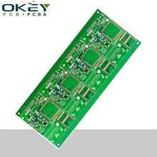 Shenzhen factory customized UL 94v-0 empty pcb board universal lcd tv board circuit diagram circuit board with rohs