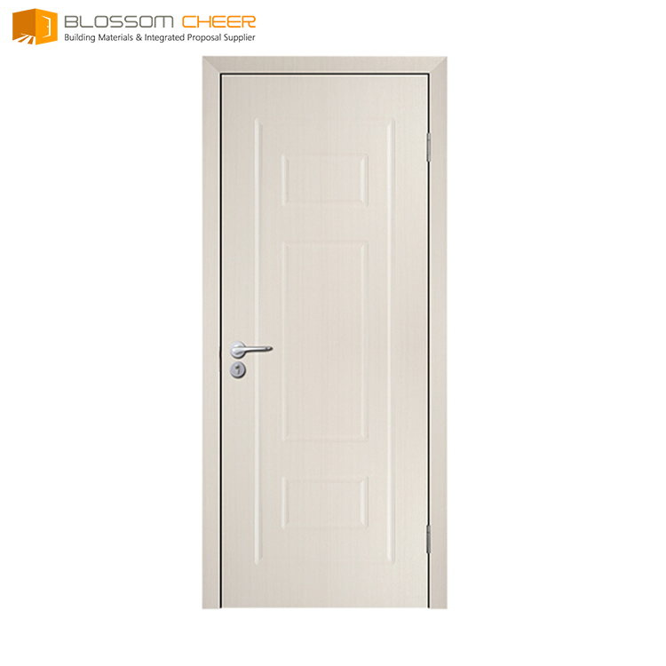 Customise decorative interior apartment door skin panels entrance doors,price lowes door sale