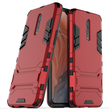 Full Protective Shockproof Kickstand Hard Smart Back Cover For Oppo Reno <strong>Z</strong> Back Cover