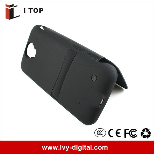 i9190 Recharge Battery Case for Samsung Galaxy S4 Mini