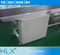 Flat Single Belt Conveyor,Flat PVC Belt Conveyors for Sale