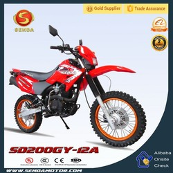 Chongqing New Style 200cc Off Road Motorcycle/Dirt Bike HyperBiz SD200GY-12A