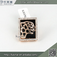 High Quality Hot Selling Wholesale New Design Men's Ring R2968