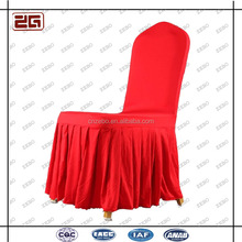 Factory Wholesale Spandex Banquet Chair Covers for Weddings Party