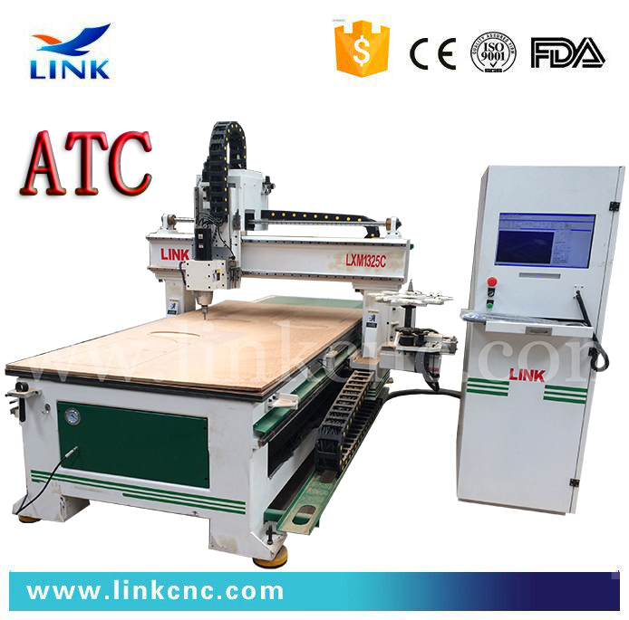 High speed heavy duty Disc type ATC cnc router machine/cnc router atc/cnc router vacuum table