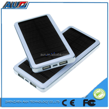 charge fast super slim Hong Kong Fair solar power bank with trade insurance