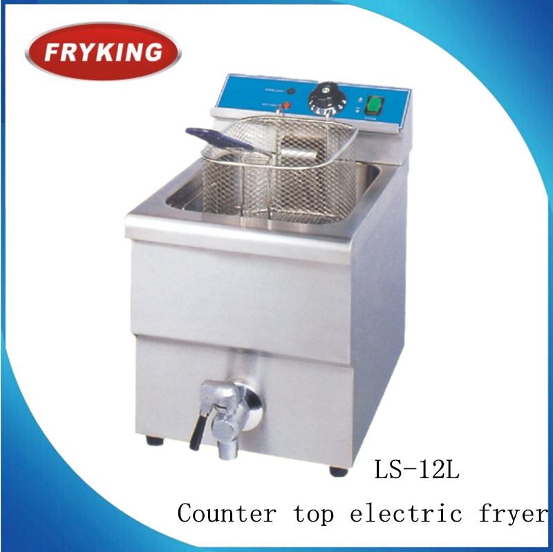 Electric fried chicken machine fryer LS-12L
