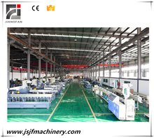 sjz65/132 pvc pipe production line made in China
