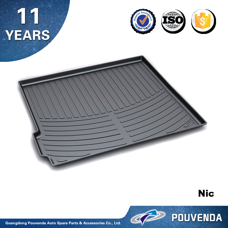 Trunk Mat for BMW X5 2012 2013 Boot Cargo Mats Liner 3D bootliner whateproof New Genuine Protector TPO Tailored
