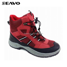SEAVO SS17 most popular men red high cut style action trekking shoes