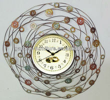 wrought iron Antique Wall Clocks