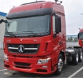 BEIBEN V3 380hp Tractor Truck LHD&RHD Tractor Head