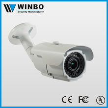Business pan/tilt/zoom wireless video camera for home monitoring