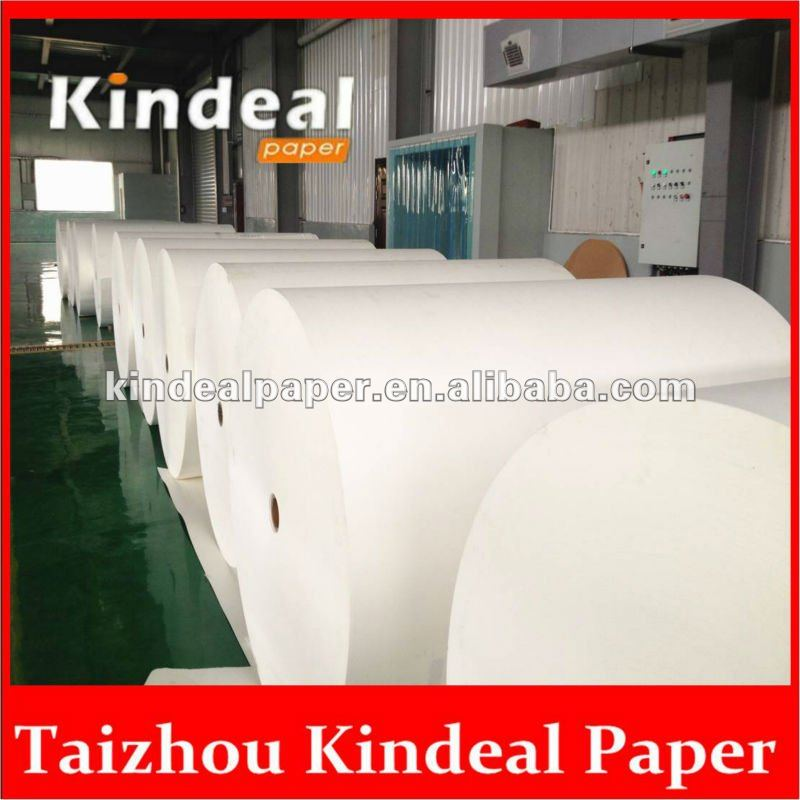 stocklot pe coated paper for paper cup