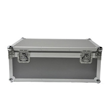 Heavy duty professional aluminum tool box flight case
