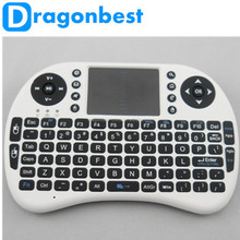 dragonbest Rii mini i8 wireless keyboard 2.4G with Mouse Touchpad for PC android TV Box Smart phones