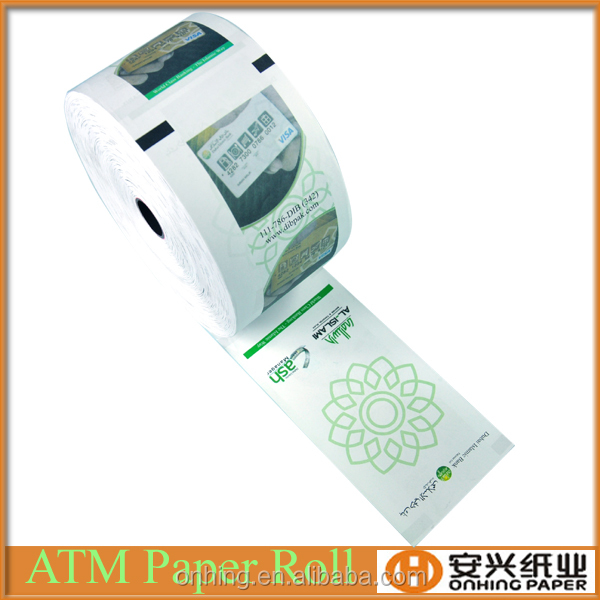 Best Selling Products Custom Printed Thermal Rolling Paper