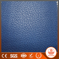 0.8mm thick embossed vinyl fabric leather for phone