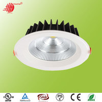 Dimmable 9w 10w led cob downlight 2700K 3000K 3500K 4000K 4500K 5000K 5500K 6000K 6500K 7000K