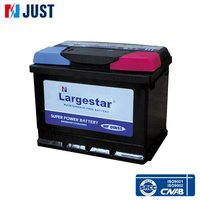 Super start N50 12v 50ah mf car rechargeable storage battery
