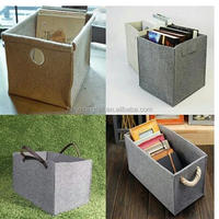 Good Quality And Cheap Felt Storage
