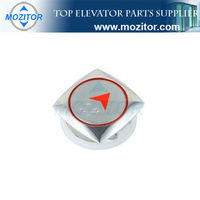 Elevator Parts|Electric Components|Push Button elevator test MZT-BN-12
