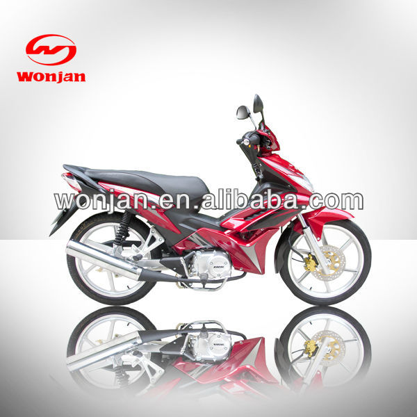 Hot used motorbikes / gas motorcycle for kids(WJ110-VI)