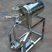 High quality and hot sale wine diatomite filter machine with CE certification
