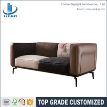 New model sofa sets pictures of leather sofa cover fabric DL-S08