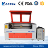 2016 Top selling! metal and non-metal laser cutting machine AKJ1390H-150W