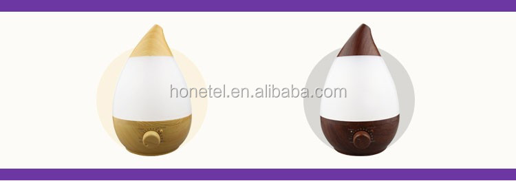 2018 NEW ARRIVAL HTJ-2060 3.8L Wood Grain Air Humidifier Aroma Essential Oil Available Ultrasonic Humidifier