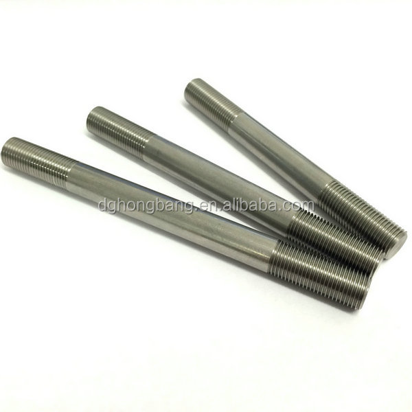 303 Stainless M8 Double End Metric Fine Studs Fastener
