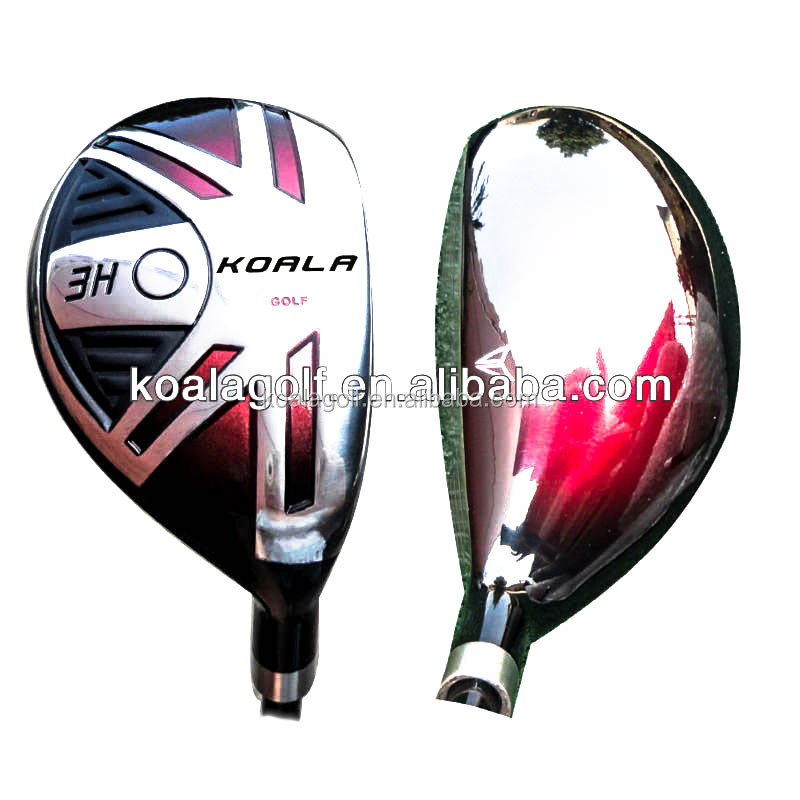 Hight Quality Golf Hybrid and Hybrid Golf Club