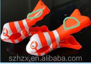 ABS Plastic animal clips