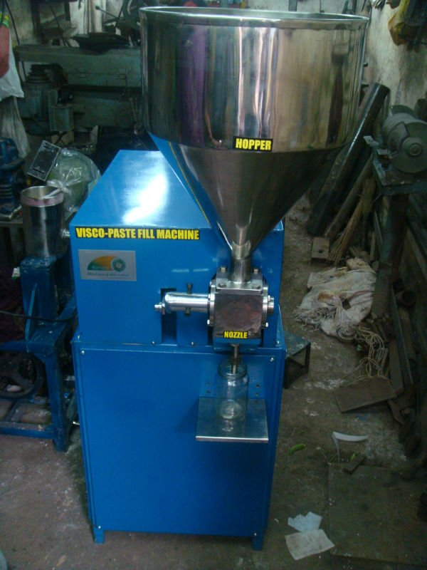 molasses tobacco filling machine