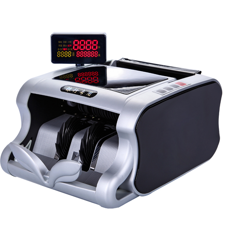 Hot sale bank money counter/cash counting machine/bill counter