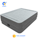 Inflatable air flocked mattress,outdoor inflatable mattress,camping inflatable air mattress