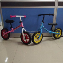 Manufacture hot sale children bicycle toy no pedal balance bike baby walking bike kid's bike in bycicle
