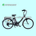 250w 36v 10ah electric bicycle with lithium pedals/throttle bar