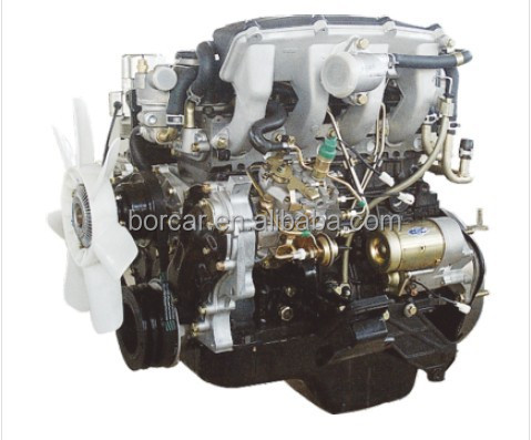 4ja1 4jb1 Engine Assembly For Dmax Pick Up And Trucks