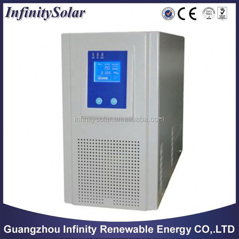 SCI-1.0KVA-UME Low Frequency Pure Sine Wave Hybrid Solar Inverter 1000va With LCD Display
