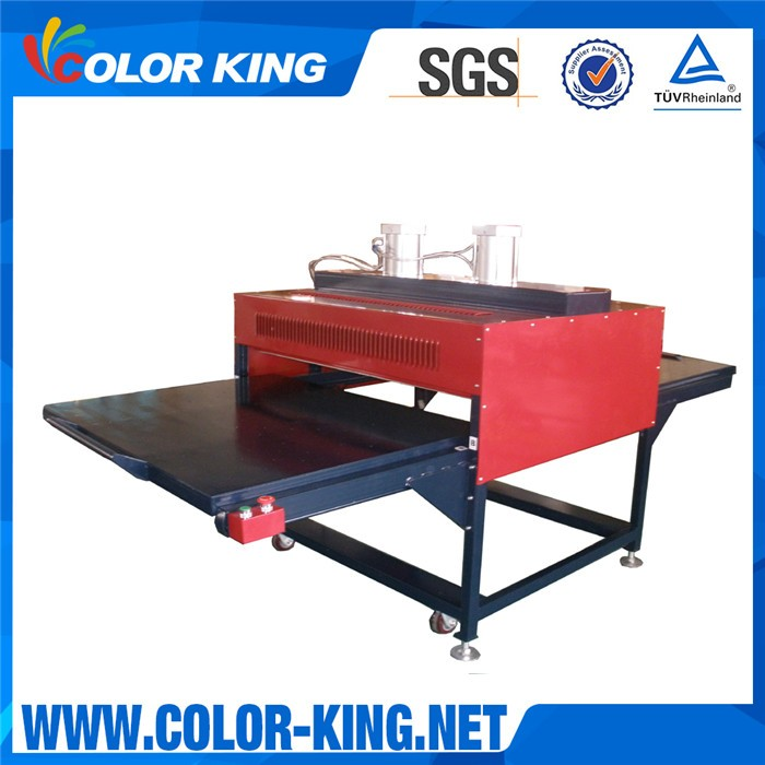 ColorKing Malaysia hot selling dye t-shirt roller large format direct t-shirt printing sublimation Heat Press Machine