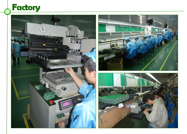 Professional PCB assembly manufacturer in China