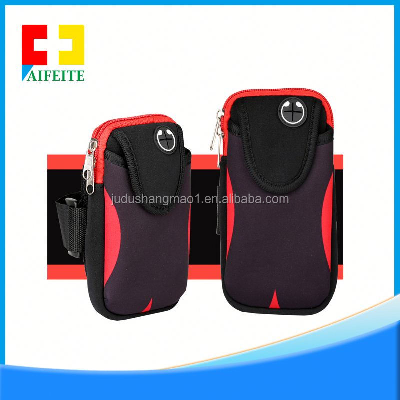 For phone sports sport armband case/cell phone armband/mobile phone arm bag