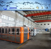 Stable capacity plastic bottle blow molding machine/new designed automatic blow molding machine CE,ISO